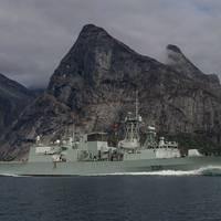 (Photo: Dan Bard / Royal Canadian Navy)