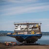 Photo: Davie Shipbuilding