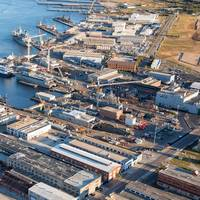 Photo: Detyens Shipyards, Inc