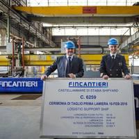 Photo: Fincantieri