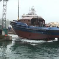 (Photo: Gondan Shipyard)