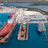 Photo: Grand Bahama Shipyard