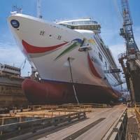 (Photo: Grand Bahama Shipyard Limited)