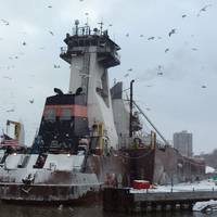 Photo: Great Lakes Shipyard