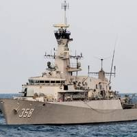 Photo: Indonesian navy