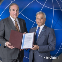 Photo: Iridium