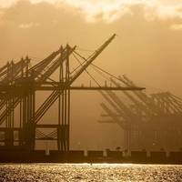 """(Photo: isis that needs to be brought under control with the collaboration of governments and medical experts from around the world,"""" said Port of Los Angeles)"""