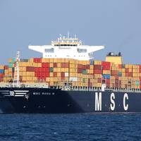 Photo: Mediterranean Shipping Company (MSC)
