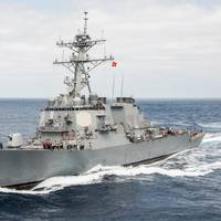 (Photo: Nathan Burke / U.S. Navy)