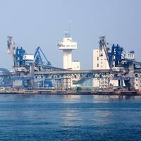 Photo: Port of Dalian