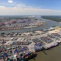 Photo: Port of Hamburg / HHM / Michael Lindner