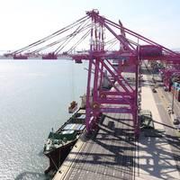 Photo:  Port of Incheon