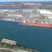 Photo: Port of Indiana-Burns Harbor