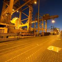 Photo: Port of Salalah