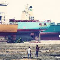 Photo: © S Rahman / NGO Shipbreaking Platform