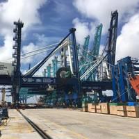 Photo South Carolina Ports Authority