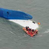 Photo: South Korean Coast Guard