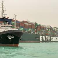 (Photo: Suez Canal Authority)