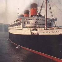 Photo: The Queen Mary