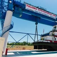 Photo: Tulsa Port of Catoosa