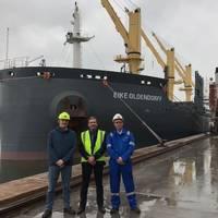 Photo: Verifavia Shipping