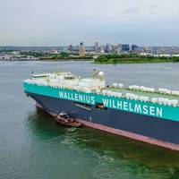 (Photo: Wallenius Wilhelmsen)