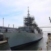 Photos:  Irving Shipbuilding Inc.