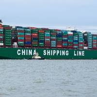 Pic by China Shipping Container Lines