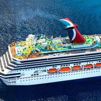 Pic: Carnival Cruises