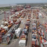 Pic: Exolgan Container Terminal