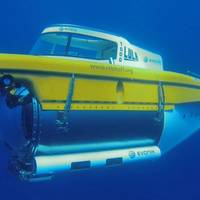 Pic: The manned submersible LULA1000