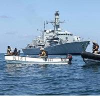 Piracy Patrol: Photo credit NATO