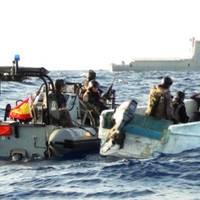 Pirate arrest: File photo
