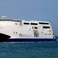 P&O Express: Photo credit Blu Marine