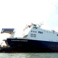 P&O Ferries European Causeway returns to service following £100,000 investment