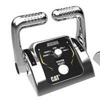 Pod controls: Image courtesy of Caterpillar Marine
