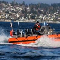 POLAR cutter boat: Photo SBI
