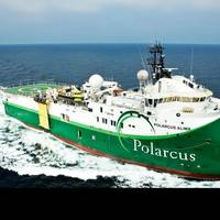 Polarcus Alima. Photo: Polarcus DMCC