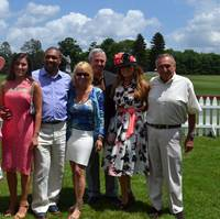 Polo Match Fundraiser Notables: Photo credit VHH