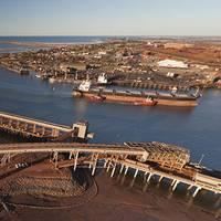 Port Hedland (Photo: Pilbara Ports Authority)