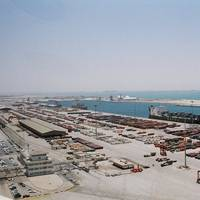Port of Damman: Photo courtesy of the port