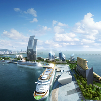 Port of Incheon. Image credit Incheon Port Authority