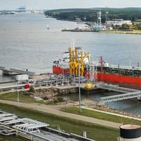 Port of Klaipėda (© Juozas55/ Adobe Stock)