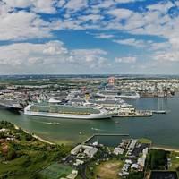 Port Panorama: Photo courtesy of Port Everglades