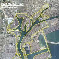 Port Planning Area: Image credit Port of LA