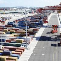 Port scene: Image courtesy of Cargotec