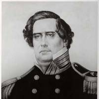 Portrait of Commodore Matthew C. Perry (Image: Naval History and Heritage Command)