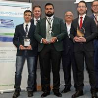 Posidonia DNV GL Young Professionals Award 2016 Photo DNV GL