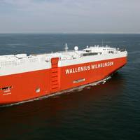 Prior to its introduction, ExxonMobil Premium HDME 50 was tested with Wallenius Wilhelmsen Logistics.