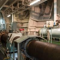 Propeller shaft system (Photo: DNV GL)